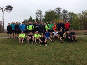 Oaks Blokes Running Group