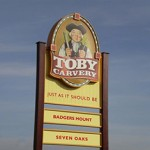 Badger's Mount Toby Carvery