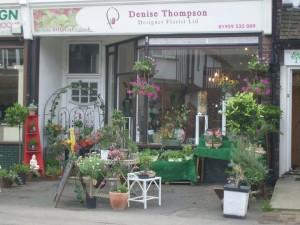 Denise Thompson Designer Florist
