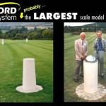 Otford Solar System Model