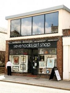 Sevenoaks Art Shop