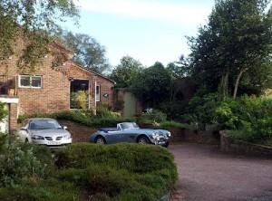 Shaw Lodge
