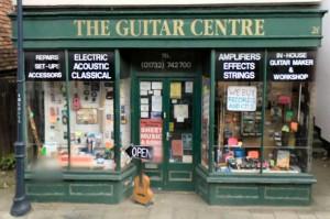 Sevenoaks Guitar Centre